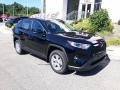 Toyota RAV4 XLE AWD Hybrid Midnight Black Metallic photo #25