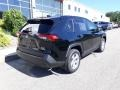Toyota RAV4 XLE AWD Hybrid Midnight Black Metallic photo #27