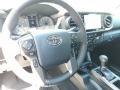 Toyota Tacoma TRD Sport Double Cab 4x4 Silver Sky Metallic photo #3