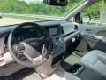 Toyota Sienna XLE AWD Celestial Silver Metallic photo #3