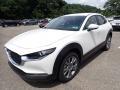 Mazda CX-30 Select AWD Snowflake White Pearl Mica photo #5