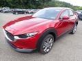 Mazda CX-30 Select AWD Soul Red Crystal Metallic photo #5