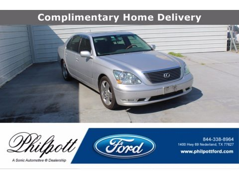 Mercury Metallic 2006 Lexus LS 430