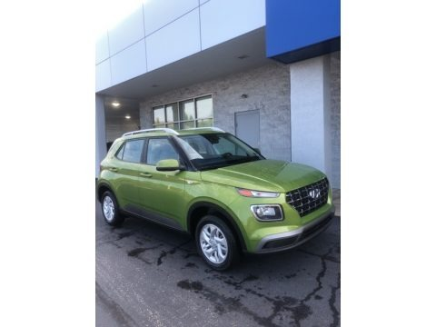 Green Apple 2020 Hyundai Venue SEL