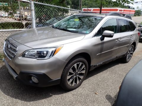 Carbide Gray Metallic 2016 Subaru Outback 2.5i Limited