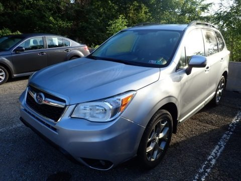 Ice Silver Metallic 2016 Subaru Forester 2.5i Touring