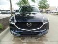 Mazda CX-5 Grand Touring Reserve AWD Deep Crystal Blue Mica photo #2