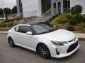 Scion tC  Blizzard White Pearl photo #1