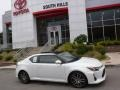 Scion tC  Blizzard White Pearl photo #2