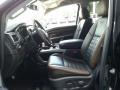 Nissan TITAN XD Platinum Reserve Crew Cab 4x4 Magnetic Black photo #13