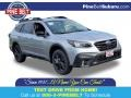 Subaru Outback Onyx Edition XT Ice Silver Metallic photo #1
