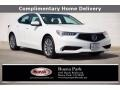 Acura TLX Sedan Bellanova White Pearl photo #1