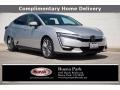 Honda Clarity Plug In Hybrid Solar Silver Metallic photo #1