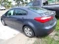 Kia Forte LX Sedan Steel Blue photo #3
