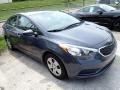 Kia Forte LX Sedan Steel Blue photo #5
