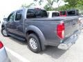Nissan Frontier SV Crew Cab 4x4 Gun Metallic photo #3