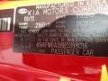 Kia Forte Koup SX Racing Red photo #19