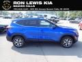 Kia Seltos EX AWD Neptune Blue photo #1
