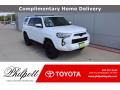 Toyota 4Runner SR5 Premium 4x4 Super White photo #1