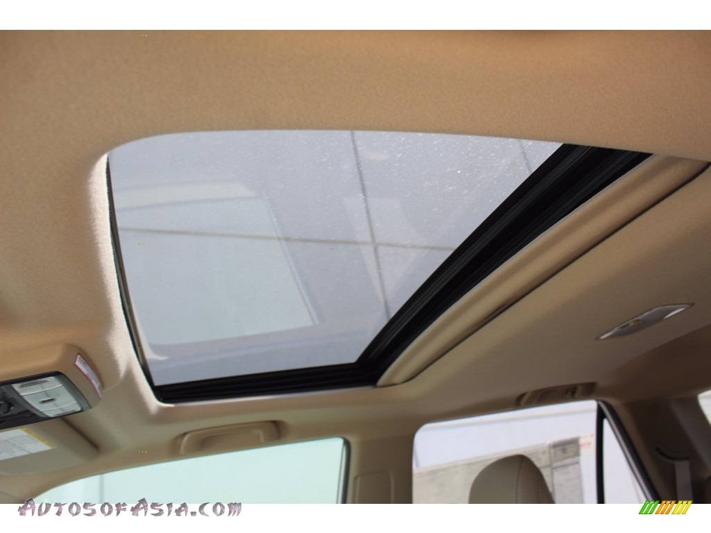 2020 4Runner SR5 Premium 4x4 - Super White / Sand Beige photo #19