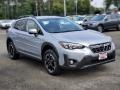 Subaru Crosstrek Premium Ice Silver Metallic photo #1