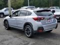 Subaru Crosstrek Premium Ice Silver Metallic photo #6