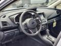 Subaru Crosstrek Premium Ice Silver Metallic photo #12