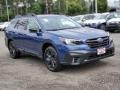 Subaru Outback Onyx Edition XT Abyss Blue Pearl photo #1