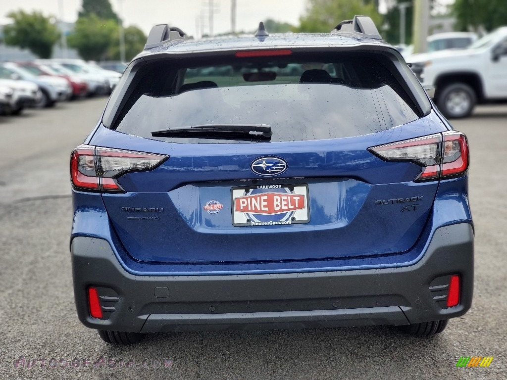 2020 Outback Onyx Edition XT - Abyss Blue Pearl / Gray StarTex photo #7