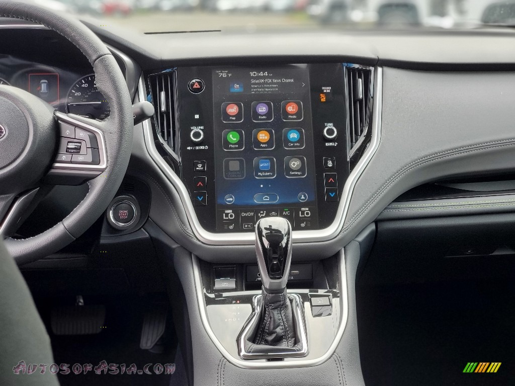 2020 Outback Onyx Edition XT - Abyss Blue Pearl / Gray StarTex photo #10