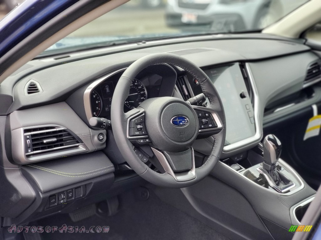 2020 Outback Onyx Edition XT - Abyss Blue Pearl / Gray StarTex photo #12