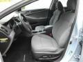 Hyundai Sonata GLS Iridescent Silver Blue Pearl photo #11