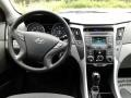 Hyundai Sonata GLS Iridescent Silver Blue Pearl photo #17