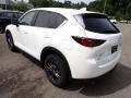 Mazda CX-5 Touring AWD Snowflake White Pearl photo #6