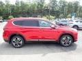 Hyundai Santa Fe Limited 2.0 AWD Calypso Red photo #1