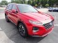 Hyundai Santa Fe Limited 2.0 AWD Calypso Red photo #3