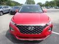 Hyundai Santa Fe Limited 2.0 AWD Calypso Red photo #4