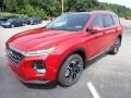 Hyundai Santa Fe Limited 2.0 AWD Calypso Red photo #5
