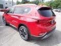 Hyundai Santa Fe Limited 2.0 AWD Calypso Red photo #6