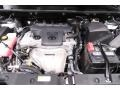 Toyota RAV4 XLE Silver Sky Metallic photo #17