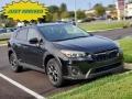 Subaru Crosstrek 2.0i Premium Crystal Black Silica photo #1