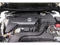 Nissan Altima 2.5 SL Pearl White photo #23