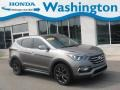 Hyundai Santa Fe Sport 2.0T Ulitimate AWD Mineral Gray photo #1