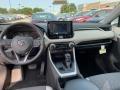 Toyota RAV4 XLE AWD Silver Sky Metallic photo #4