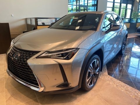 Atomic Silver 2020 Lexus UX 200