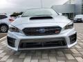 Subaru WRX STI Ice Silver Metallic photo #3