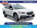 Subaru Outback Touring XT Crystal White Pearl photo #1