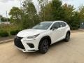 Lexus NX 300 F Sport AWD Ultra White photo #1