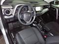 Toyota RAV4 XLE AWD Silver Sky Metallic photo #25