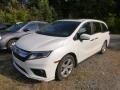 Honda Odyssey EX-L White Diamond Pearl photo #1